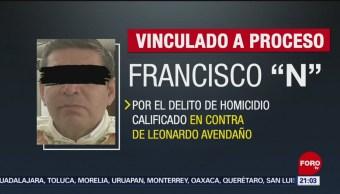Foto: Proceso Sacerdote Acusado Matar Leonardo Avendaño 24 Junio 2019