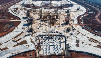 Juez ordena preservar obras para aeropuerto de Texcoco
