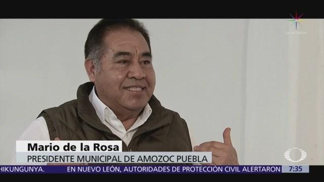 Alcalde de Amozoc, Puebla, niega ser pastor de 'La Luz del Mundo'