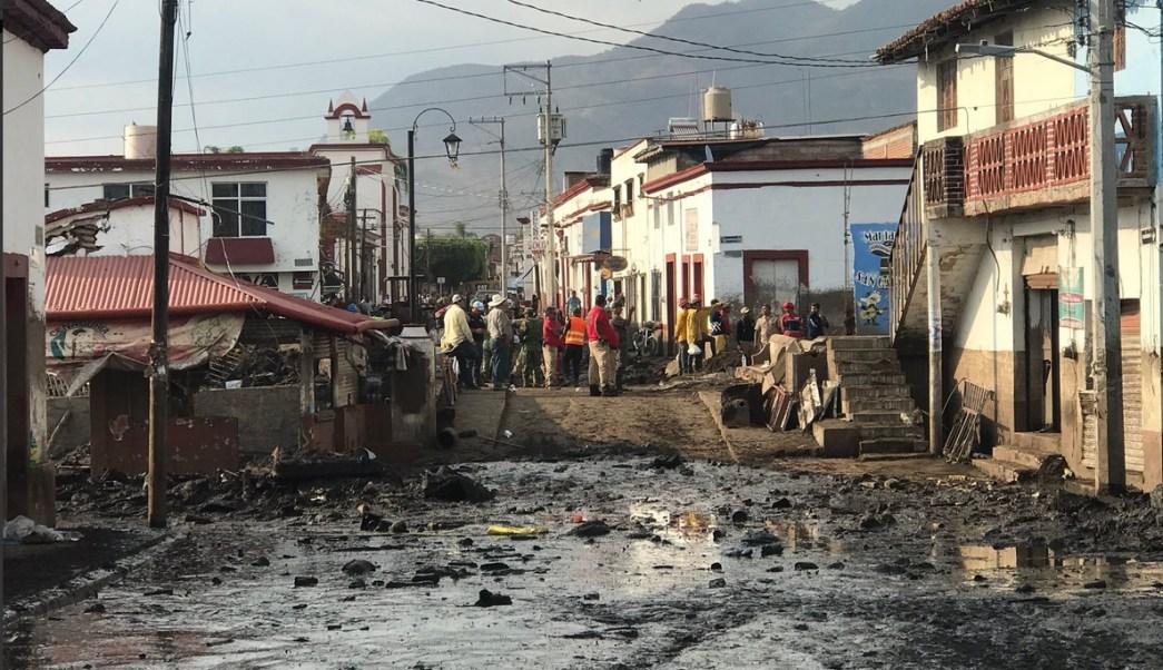 Emiten Alerta Por Posible Avalancha De Lodo En San Gabriel Jalisco