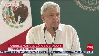 FOTO: AMLO celebra elección libre en Quintana Roo, 23 Junio 2019