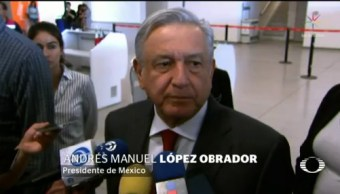 Foto: Amlo Explica Nombramiento Equipo Compromisos Migratorios 14 Junio 2019