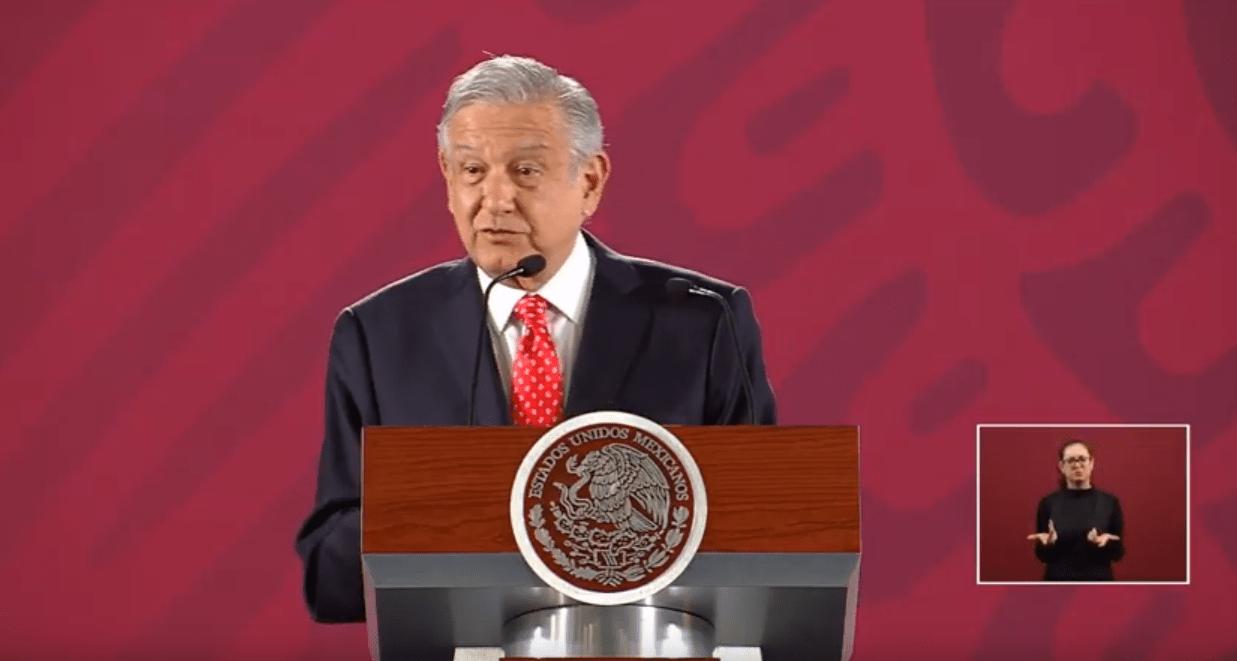 Foto: El presidente Andrés Manuel López Obrador, 19 de junio de 2019, Ciudad de México