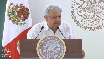 Foto: El presidente Andrés Manuel López Obrador sostuvo que los avances en el país se concretarán de forma gradual, el 16 de junio de 2019 (Gobierno de México YouTube)