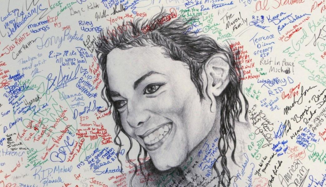 foto 10 años sin Michael Jackson, el rey del pop 25 junio 2019