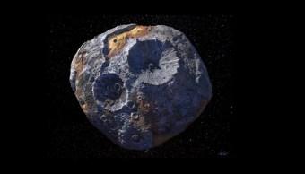 foto Asteroide dorado gigante nos podría hacer multimillonarios 27 junio 2019