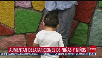 Foto: Aumentan Casos Niños Desaparecidos México 11 Junio 2019