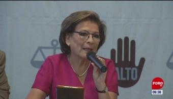 Austeridad está pegando a la seguridad: Isabel Miranda