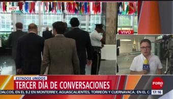 Foto: Negociacion Aranceles Estados Unidos 7 Junio 2019