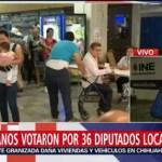 FOTO: Avanza el conteo de votos tras jornada electoral en Tamaulipas, 2 Junio 2019