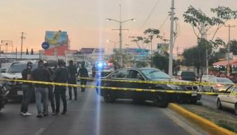 Foto: balacera en Guadalajara, 21 de junio 2019. Twitter @jlorecita27