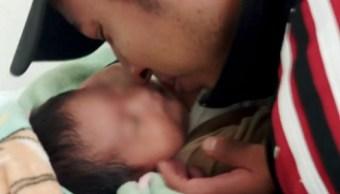 Sigue la búsqueda de la ladrona de una bebé en Naucalpan
