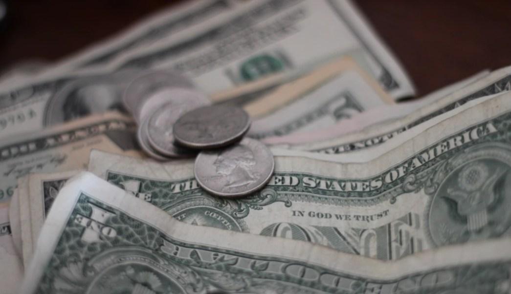 Foto: La divisa estadounidense en casas de cambio, junio 23 de 2019 (Foto: unsplash @nbmat)