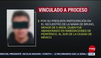 Cae adolescente implicado en secuestro de la mamá de Bruno, en CDMX