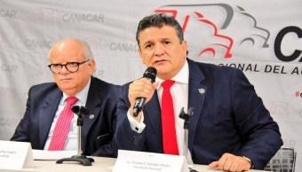 Canacar: Industria del autotransporte fue sacrificada en el T-MEC
