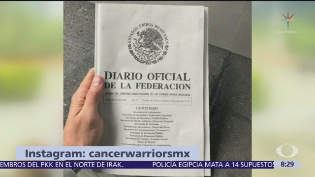 Cáncer Warriors México A.C. celebra licencias laborales para padres de enfermos