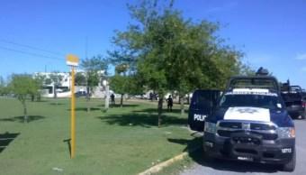 Foto: El ataque se presentó cuando agentes realizaban un operativo en el municipio de General Treviño, el 15 de junio de 2019 (Noticieros Televisa)