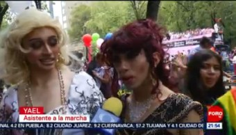 FOTO: Celebran el Día del Orgullo Gay en la CDMX, 30 Junio 2019