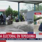 FOTO: Cierran casillas en Puebla tras jornada electoral, 2 Junio 2019