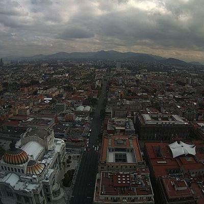 Habrá lluvias y ambiente templado en la Ciudad de México