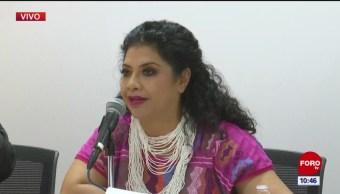 Clara Brugada expone plan para reubicar a comerciantes de Santa Cruz Meyehualco