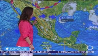 Clima Al Aire: Tormentas para Oaxaca, Puebla y Michoacán