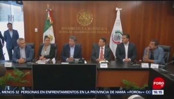 Foto: Comisiones aprueban Ley de Extinción de Dominio