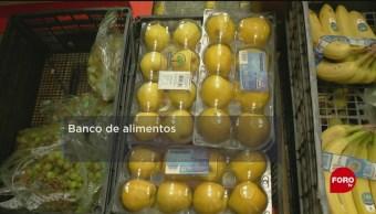 FOTO: ¿Cómo funcionan los bancos de alimentos en México?, 15 Junio 2019