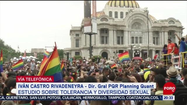 Foto: Comunidad LGBTTTI Discriminación 28 Junio 2019