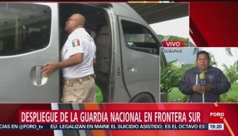 Foto: Continúa Ingreso Migrantes Frontera Sur México 12 Junio 2019