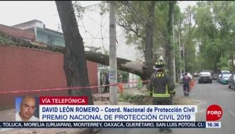 Foto: Convocan al Premio Nacional de Protección Civil 2019