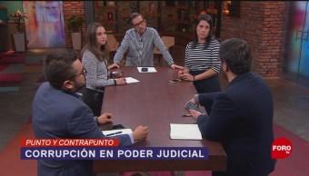 Foto: Corrupción Poder Judicial SCJN 5 Junio 2019