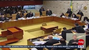 Foto: Corte Niega Libertad Expresidente Lula Da Silva Basil 25 Junio 2019