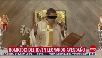Foto: Cronología Asesinato Estudiante Hugo Leonardo Avendaño 20 Junio 2019