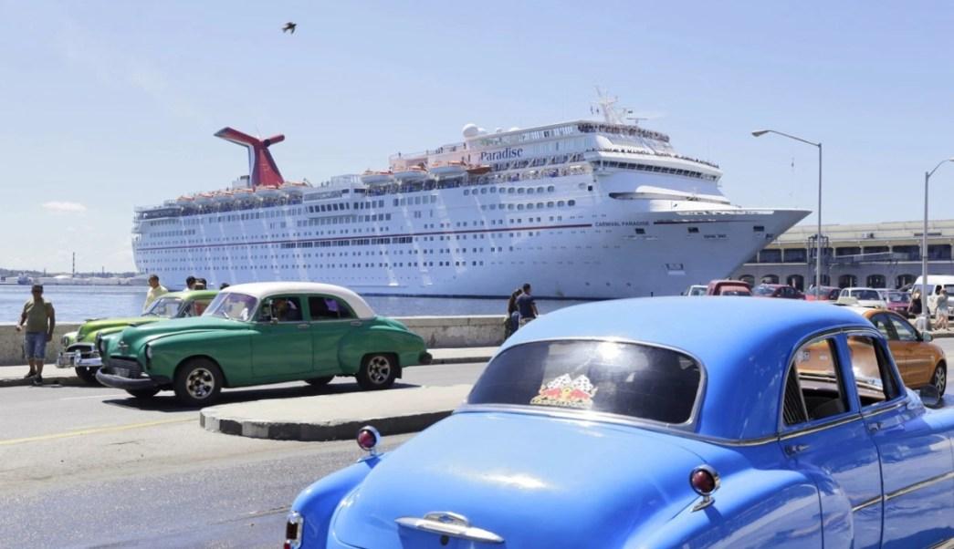 Foto: Casi 800 mil reservaciones a Cuba son detenidas tras restricciones impuestas por Estados Unidos para viajar a la isla, incluidos viajes con fines educativos, junio 9 de 2019 (Getty Images)