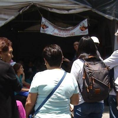 Damnificados del 19-S denuncian retrasos en reconstrucción