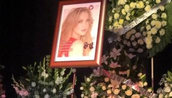 Foto Dan último adiós a Edith González en el Teatro Jorge Negrete 14 junio 2019
