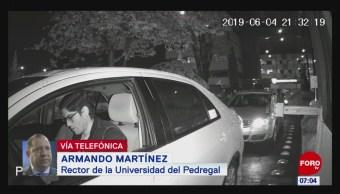 Debemos regresar la seguridad a estudiantes en CDMX, dice Armando Martínez