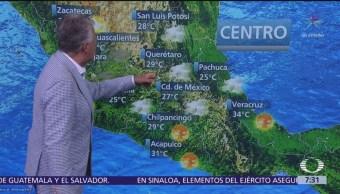 Despierta con Tiempo: Alta probabilidad de lluvia en la CDMX