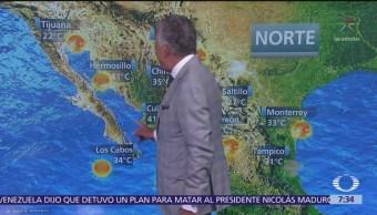 Despierta con Tiempo: Prevén cielo nublado en la CDMX