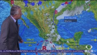 Despierta con Tiempo: Prevén fuertes lluvias en el Valle de México