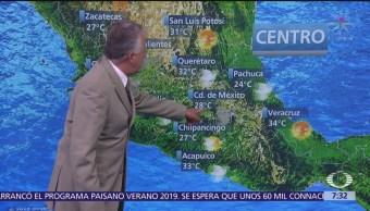 Despierta con Tiempo: Prevén tormentas en el Valle de México