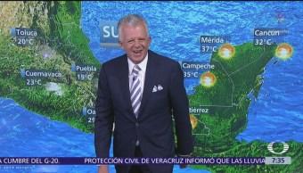 Despierta con Tiempo: Pronostican cielo nublado en Valle de México
