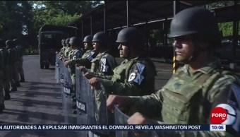 FOTO: Desplegarán Guardia Nacional en norte de México, 22 Junio 2019