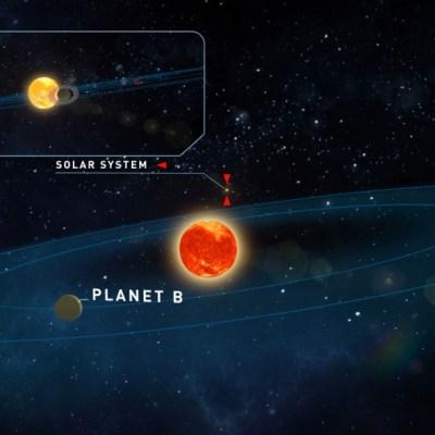Descubren dos planetas similares a la Tierra potencialmente habitables