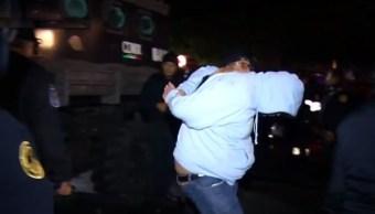 Foto: Detienen a 12 presuntos integrantes de La Unión Tepito al sur de la CDMX, 7 junio 2019