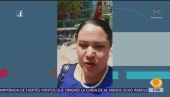 Durazo apoya movimiento de no pagar casetas, afirma senadora Alejandra León