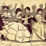 ¿Qué fue el baile de los 41?
