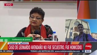 FOTO: El caso de Hugo Avendaño es homicidio