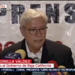"""FOTO: """"Elección no la gana Jaime Bonilla, sino el pueblo de Baja California"""", 2 Junio 2019"""